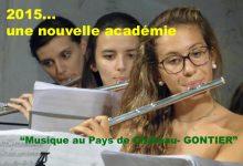 Une nouvelle académie !