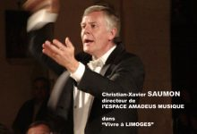 Christian-Xavier Saumon Directeur de l'Espace Amadeus