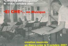 Les derniers jours du Che en musique