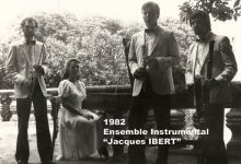 "1982 : Ensemble Instrumental ""Jacques Ibert"""