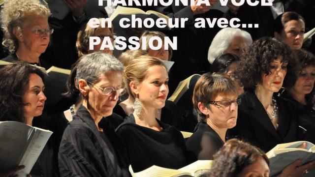 En choeur avec...Passion