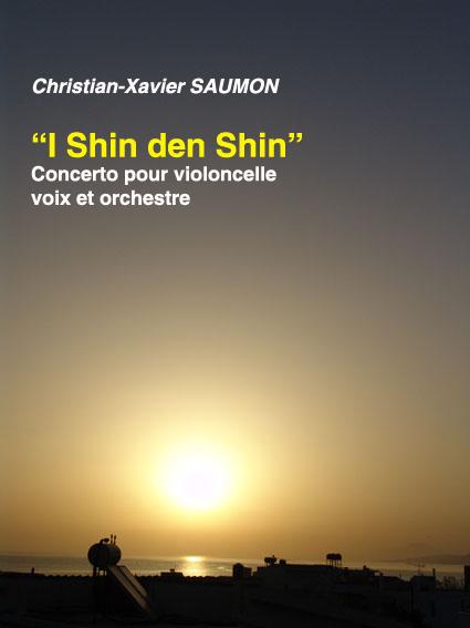 «I Shin den Shin» Concerto pour violoncelle