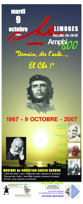 affiche El Che