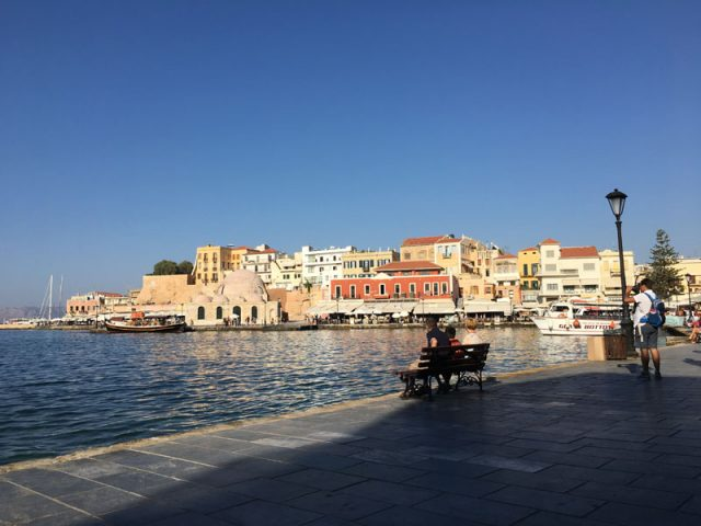 Crete Chypre