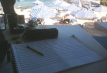 Conférence sur l'écriture musicale