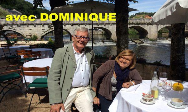 Mes photos avec Dominique