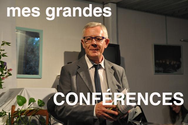 Accès aux conférences